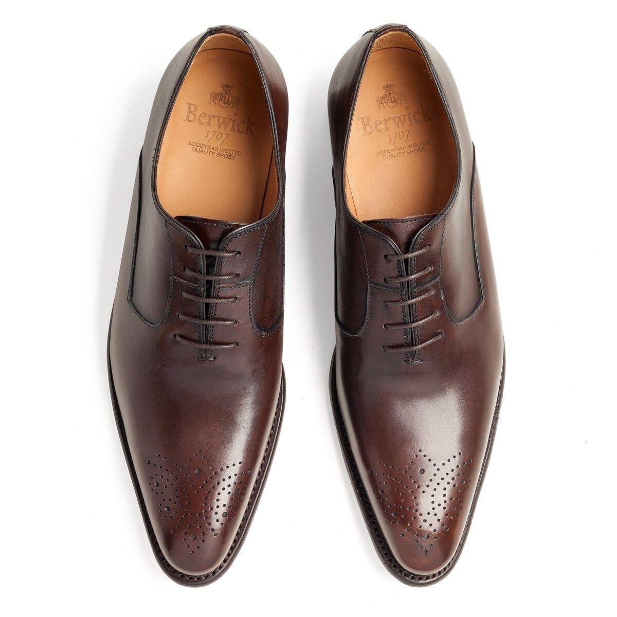 Испанская обувь Berwick