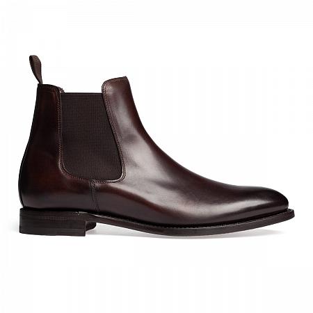 Berwick 303L Dark Brown Toledo купить в Москве | Ботинки Бервик 303 в СПб | Цена в Fineshoes